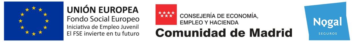 Seguros Nogal colabora con la iniciativa de Empleo Juvenil de la Unión Europea y la Comunidad de Madrid