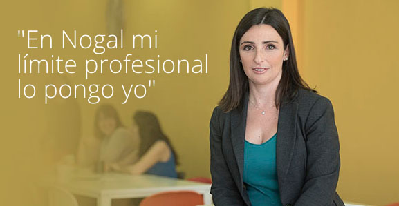 equipo profesional empleo Nogal